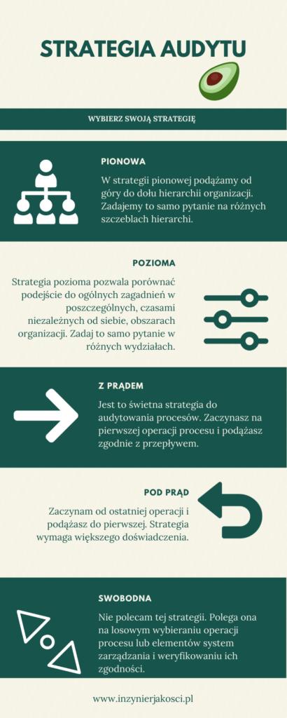 strategie audytu
